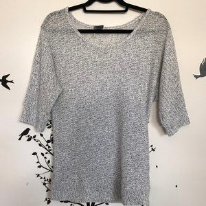 UO SPARKLE & FADE speckled tunic top